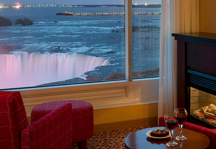 Marriott Niagara Falls Hotel Fallsview Spa