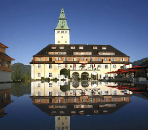 Schloss Elmau Luxury Spa