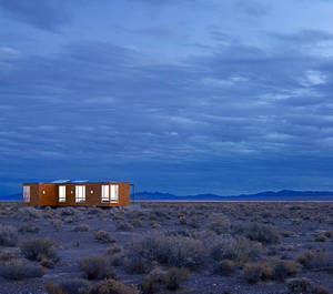Desert Valley House