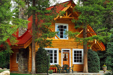 ALPINE VILLAGE CABIN RESORT