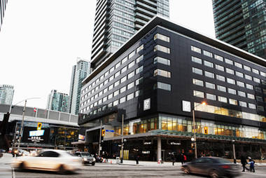 Le Germain Hotel Maple Leaf Square Toronto