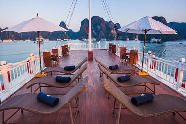 Bhaya Classic Cruises Halong Bay