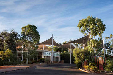 Sails in the Desert - Ayers Rock Resort