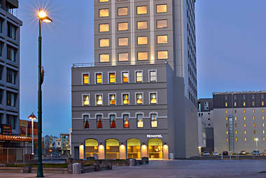 Hotel Novotel Christchurch Cathedral Square