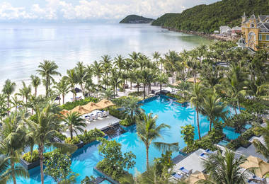 JW MARRIOTT PHU QUOC EMERALD BAY RESORT and SPA