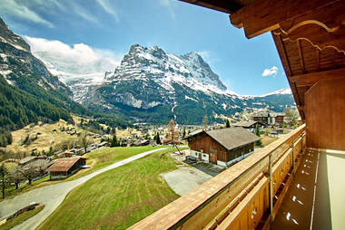 Grindelwald Apartment