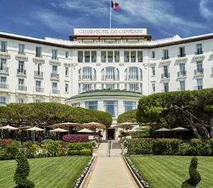 Grand Hotel du Cap Ferrat  -  A Four Seasons Hotel