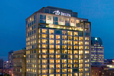 Delta Hotels by Marriott Vancouver Downtown Suites