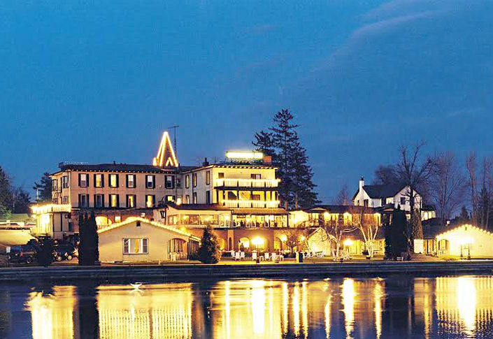 Gananoque Inn and Spa