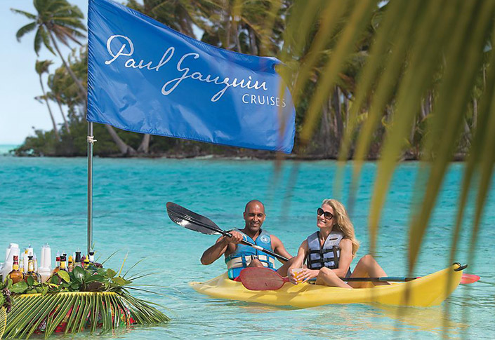 Paul Gauguin Cruises