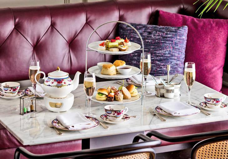 2019_스팟_캐나다_Fairmont Empress & Afternoon Tea