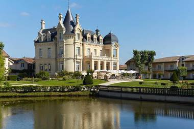 Chateau Hotel Grand Barrail