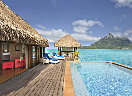 The St. Regis Bora Bora Resort
