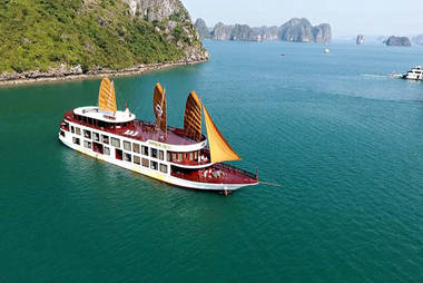 Emperor Cruises Ha Long