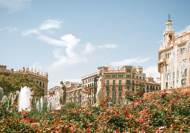 2020_스팟_바르셀로나 시내