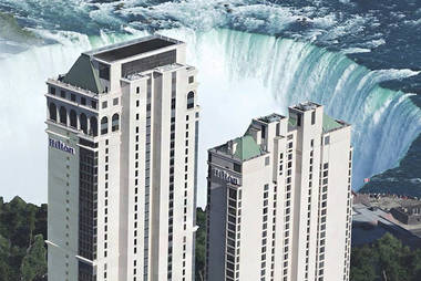 Hilton Niagara Fallsview Hotel and Suites
