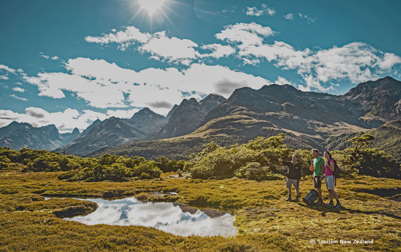Trekking & Hiking _ New Zealand