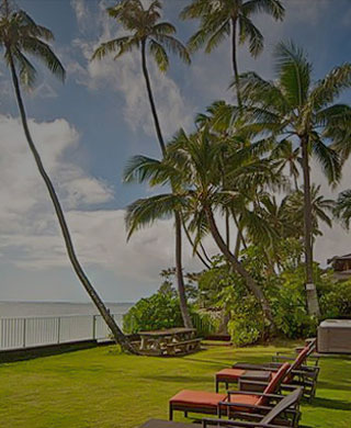 Hawaiian Beach House